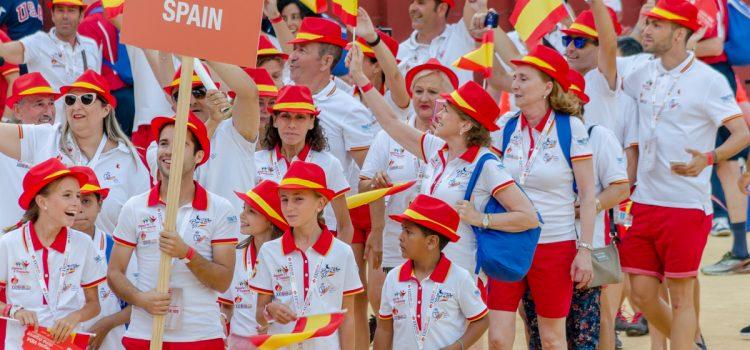 D&T NEWS |2.218 atletas trasplantados procedentes de 52 países, participaron en los Juegos Mundiales para Trasplantados Málaga 2017
