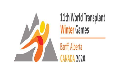 11th World Transplant Winter Games,Banff 2020