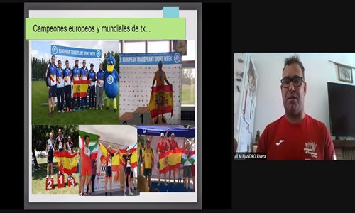 DyTE participa en las II JORNADAS NACIONALES SOBRE SOCIAL MEDIA Y DONACIÓN DE ÓRGANOS.